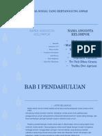 Presentation Ppkn 2 (Memanfaatkan Media Sosial Yang Bertanggung Jawab)