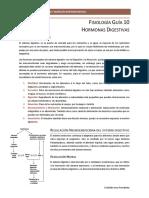 Fisiología Resumen - Regulación Del Sistema Digestivo