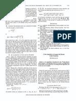 New Algorithm to Compute the Discrete Cosine Transform