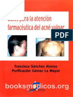 Bases Para La Atencion Farmaceutica Del Acne Vulgar