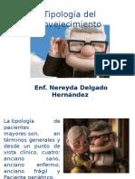 Tipología Del Envejecimiento