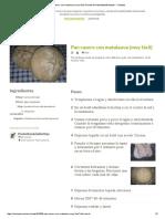 Pan Casero Con Matalauva (Muy Fácil) Receta de Pastelitos&Galletitas - Cookpad