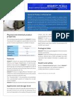 ITAL000002 Pulp Paper Data FS 9513