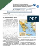 Clase 02 - Espacio Geografico de Griegos y Romanos.