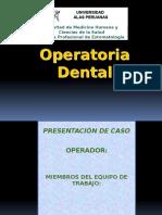 Presentacion de Caso Clinico Clareamiento Dental