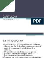 Capitulo 5 - Filtros Digitales