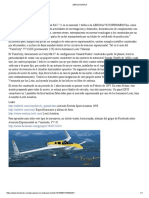 120405 Aviación Experimental + YV103X - Aviación X