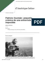 Patricio Guzmán_ pequeña crónica de una entrevista imposible.pdf