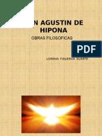 San Agustin. Presentacion