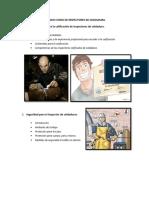 Temario Curso de Inspectores de Soldadura