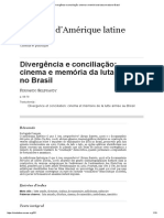 Divergência e conciliação_ cinema e memória da luta armada no Brasil.pdf