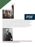 Albert Einstein o Farsante