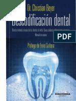 Descodificacion Dental Christian Beyer