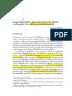 ¿Por qué persisten las desigualdades de grupo.pdf