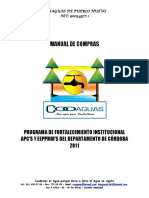 Manual de Compras Cooaguas