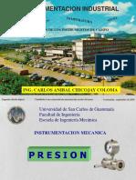 Medidores de Presión v 2010(1)