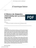 O México de Alejandro Jodorowsky em La montaña sagrada.pdf
