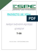 Proyecto de Vida Dayana Aguirre