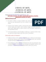 SCHOOL OF ARTS.docx