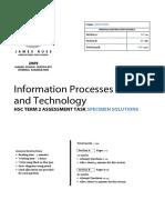 JR 2009 IPT Term 2 Solutions