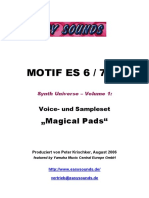 MotifES MagicalPads D