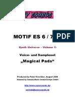 MotifES MagicalPads E
