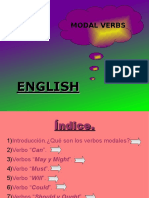 English Mod Al Verbs