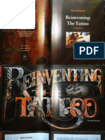 Book reinventing the tattoo