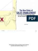 The New Rules of Sales Enablement