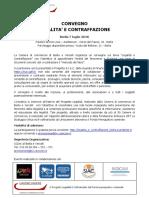 """""""Legalità e contraffazione"""" Biella 7 luglio 2016"""