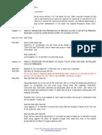 SRO 484(1) 2015 Amend in Sales Tax Special Procedure 2007