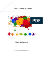 Proyecto Lectura en Colores. Guía de Lectura