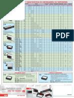 Tabla de Referencias y Caracteristicas Ako[1]