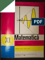 Elemente de Analiza Matematica XI 1995