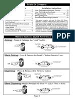 K-9 Mundial Instructions