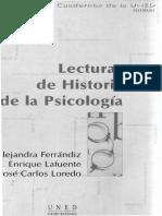 Lecturas de Historia de La Psicologiaa