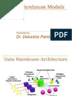 Data Warehouse Models