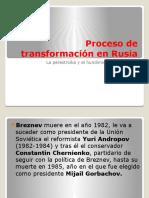6-Proceso de Transformación en Rusia