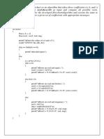 Computer Programming Lab Programs