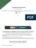 Como consertar fonte nominal ATX.pdf
