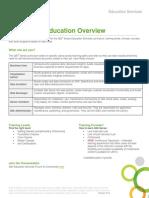 Qlik Sense Education Overview En