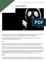 Ciencia-Online.net-Conheça 5 Agentes de Guerra Química