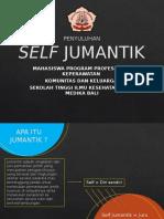 ppt self jumantik