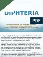 Diphteria 2015
