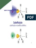 Substituicao Nucleofilica