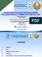 2000 Exposición 2 AMA EL NIÑO Cancun 9 Oct 2014 Edición 12 May 2015