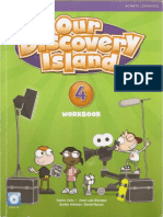 Our Discovery Island 4 Workbook.