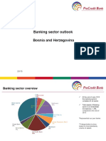 Banking Sector in BiH