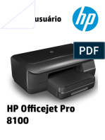 Manual HP Officejet Pro 8100