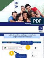 Alumno Participacion en Foros